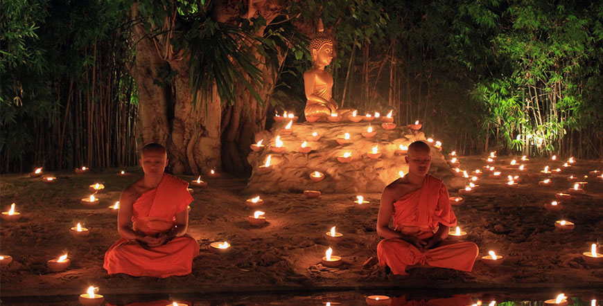 Loy Kratong Chiang Mai
